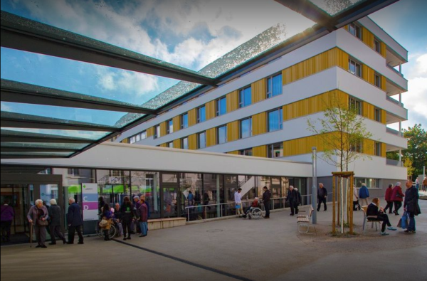 Süssbach Pflegezentrum AG
