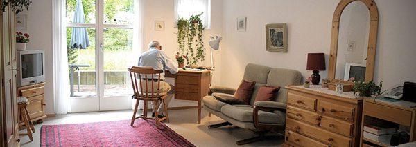 Alters- und Pflegeheim Pfauen
