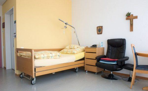 Pflegewohnheim Bärgmättli