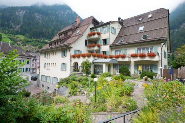 Betagten- und Pflegeheim Oberes Reusstal