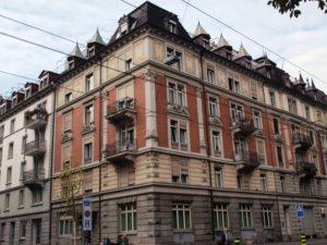 Quartieraltersheim Aussersihl