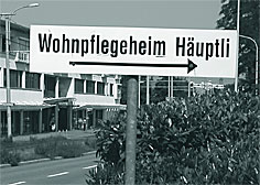 Häuptli, WohnSch (Verein Wohnpflegeheime Schwamendingen)