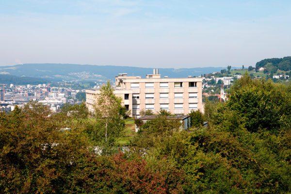 Alterszentrum Oberstrass