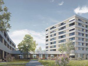 Wohn- und Pflegezentrum Tertianum Bubenholz