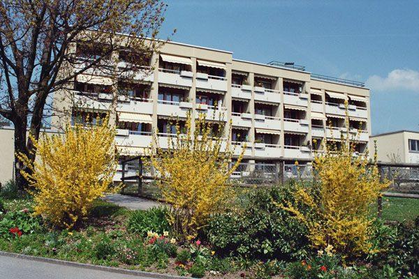 Alters- und Pflegeheim und Alterssiedlung Breitlen