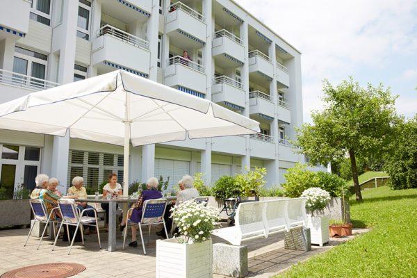Alterszentrum Rebwies
