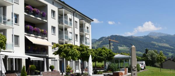 Alters- und Pflegeheim Schönau