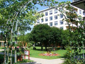 Pflegezentrum Nidelbad