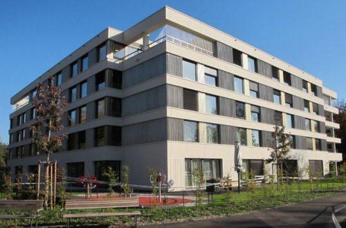 Alterszentrum Suhrhard AG