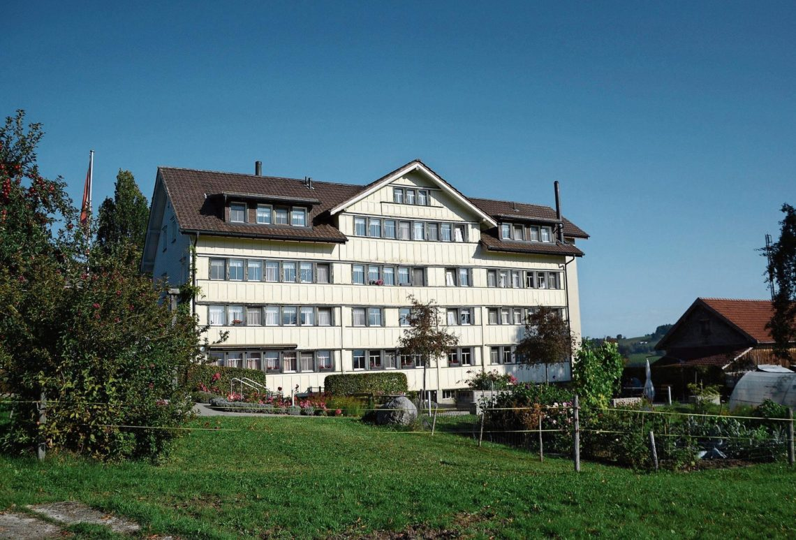Ende Februar müssen die Bewohner raus: Altersheim Büel in Stein schliesst