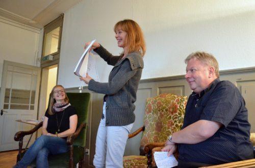 Einblicke ins Leben zweier starker Frauen: Antonia Zemp und Mona Petri bei Persönlich im Hof zu Wil