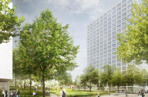 Eine grüne Lunge für die Grosssiedlung in Zürichs Norden
