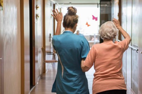 Kurzzeitaufenthalte in Luzerner Alters- und Pflegeheimen nehmen zu