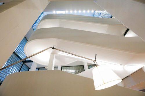 Frieden mit der Treppe geschlossen