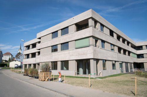 Altersheim für Heimweh-Engelburger nimmt Form an