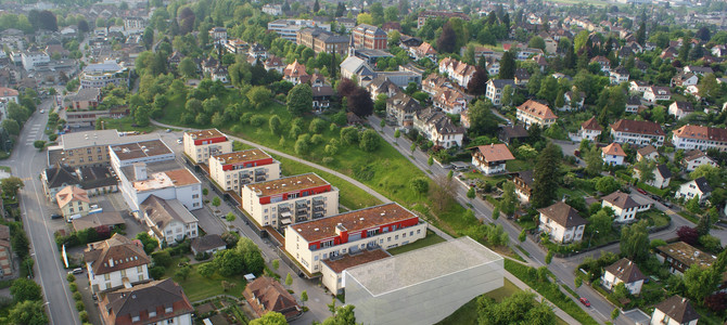 Senevita Burgdorf baut eine neue Demenzabteilung