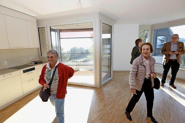 Umstrittenes Alterszentrum in Kilchberg eingeweiht
