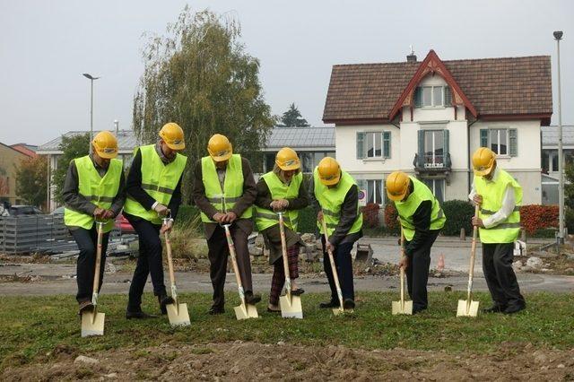 Zwei Jahre Bauzeit für die neuen Alterswohnungen