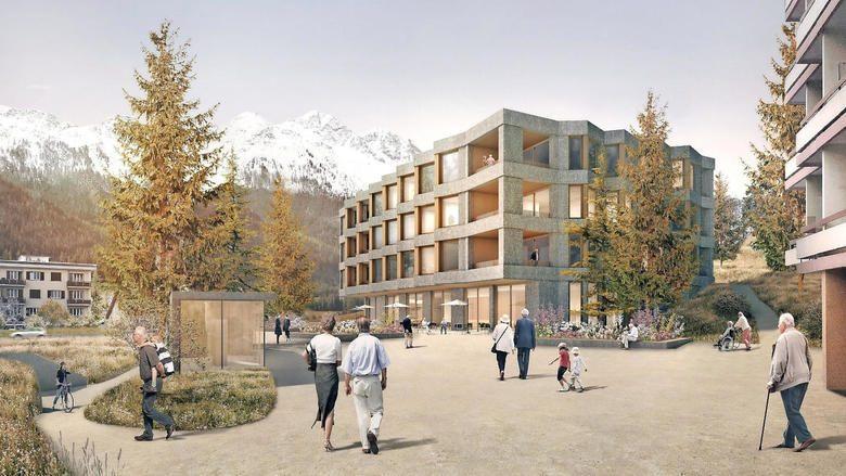 St. Moritz bekommt nicht nur ein Pflegeheim