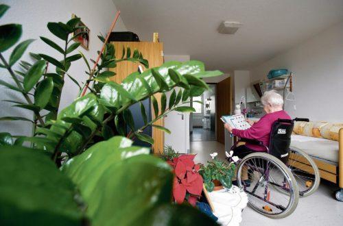 Altersheime als Renditeobjekte