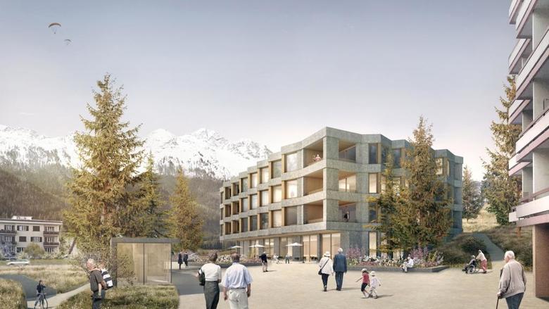 Noch nicht genügend Alterswohnungen in St. Moritz
