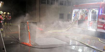 Brand Alterszentrum glimpflich abgelaufen