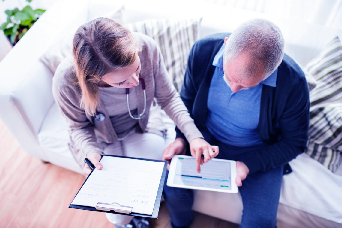 Mehr Büro und weniger Pflege? – Herausforderungen zur Einführung des EPD in Pflegeheimen