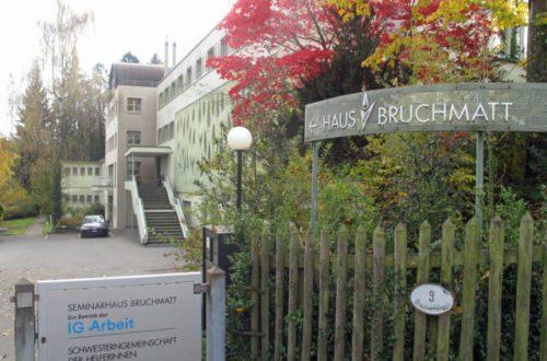 Das Elisabethenheim in der Stadt Luzern wird neu gebaut