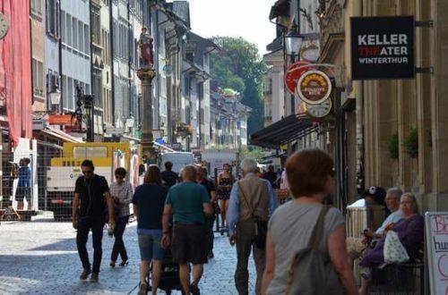 Winterthurer Parlament gegen Landverkauf für Alterszentrum