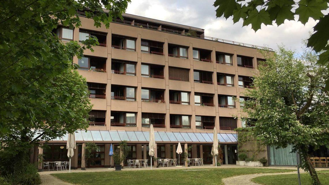 Das Alterszentrum Bärenmatt soll für 35 bis 40 Millionen Franken erneuert werden