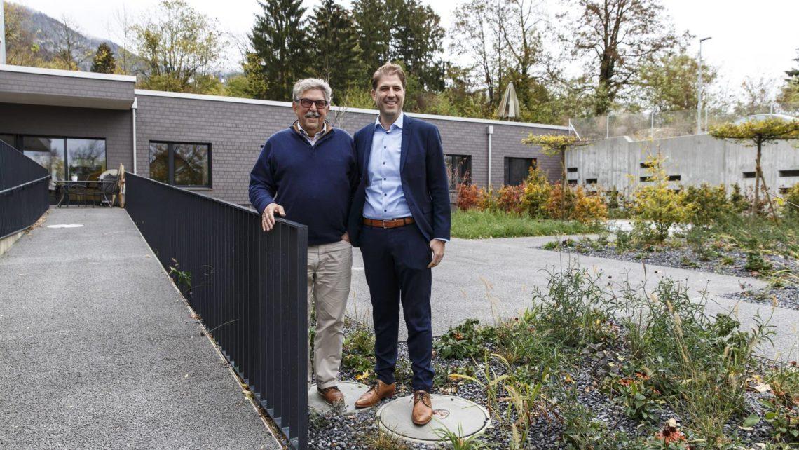 Nach fünf Jahren kommt jetzt die nächste Ausbaustufe im Pflegeheim Sunnepark