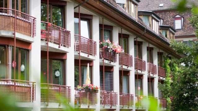 Alterszentrum zieht für ein Jahr von Kleinbasel nach Bettingen