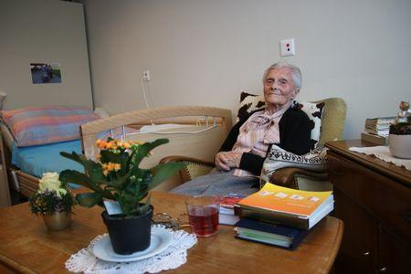 Schnapszahl-Gebi – Rentnerin wird am 11. Januar 111-jährig