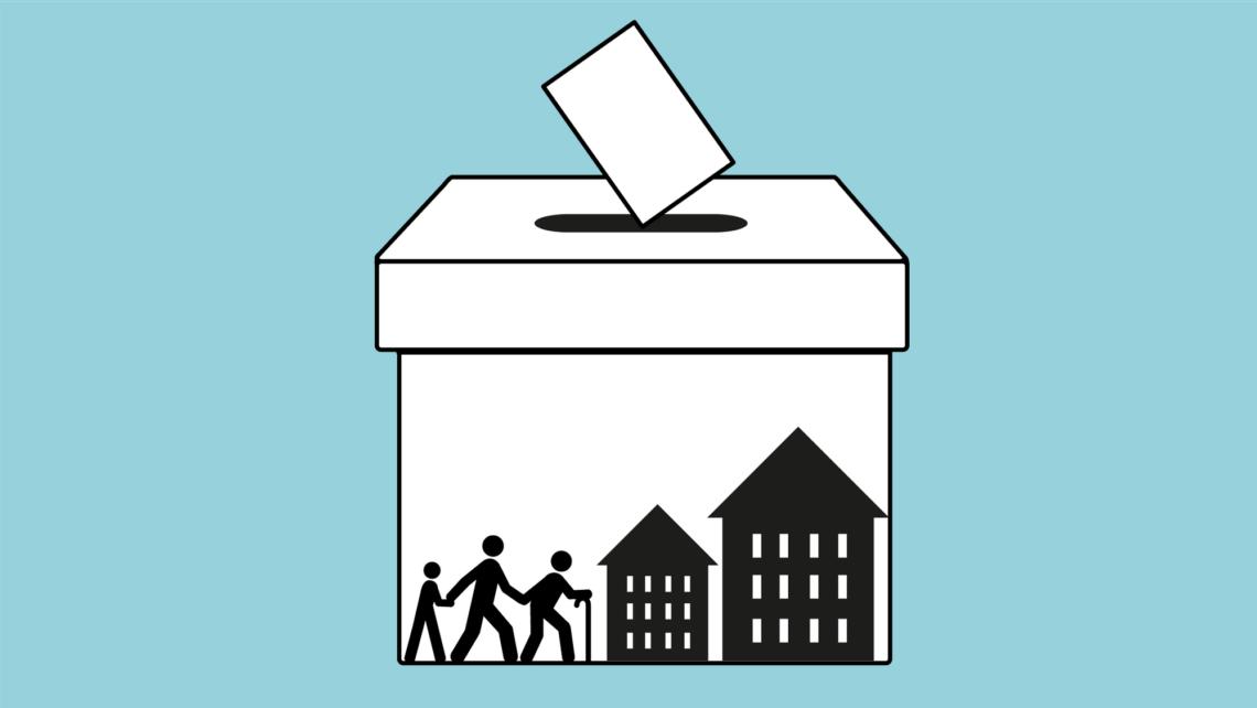 Die Abstimmung über das neue Altersheim Seebach auf einen Blick