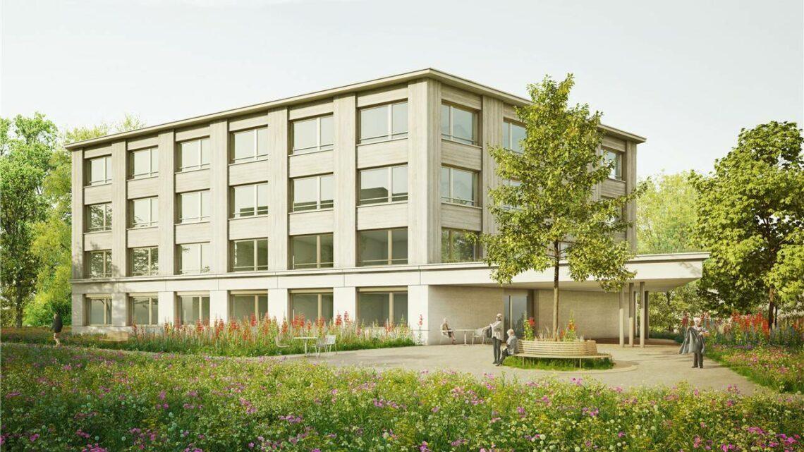 Günstige Alterswohnungen: Der Neubau für 42 Alterswohnungen ist bereit für die Baueingabe