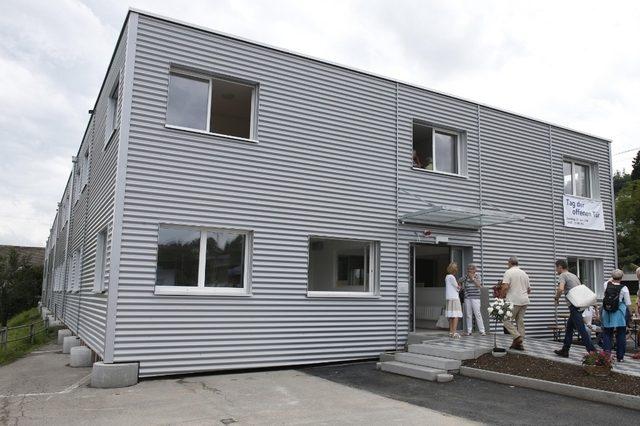 Altersheim-Provisorium zieht weiter