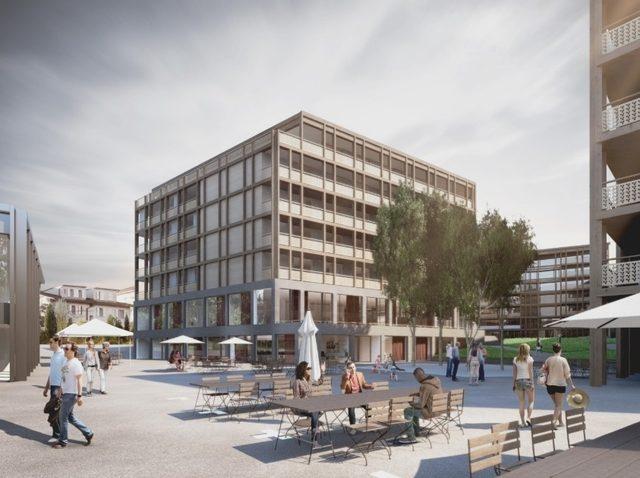 Seebach erhält ein neues Alterszentrum
