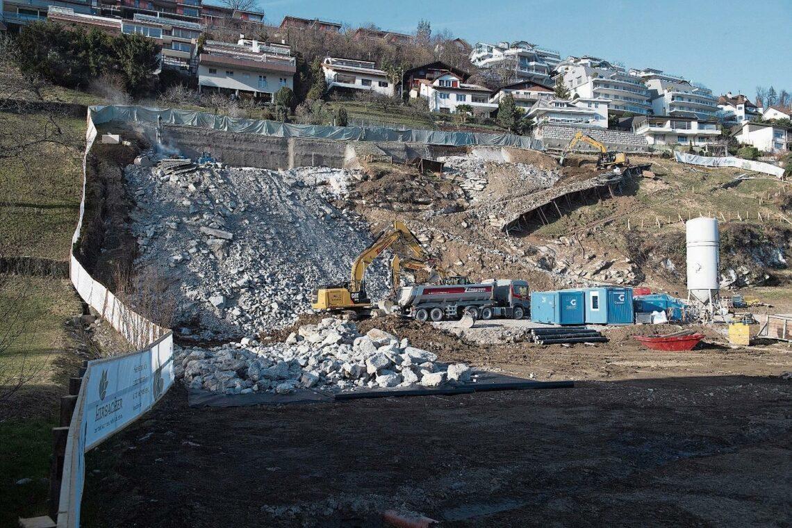Im Ennetbürger Hirsacher entstehen 89 Wohnungen