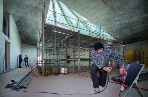 Wurden Türen im Altersheim in Engelberg wirklich zu schmal geplant?