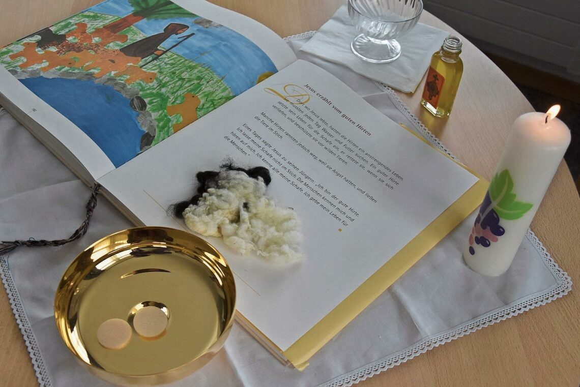 Spürbare Seelsorge für den Augenblick: Wie im Toggenburg Gottesdienste für Menschen mit Demenz gestaltet werden