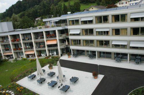 Neues Pflegeheim wird ein Holzbau mit einem Grundgerüst aus Beton