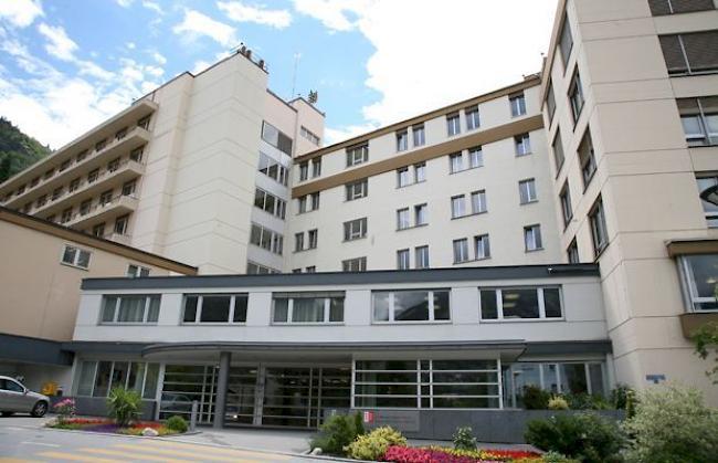 Kanton will Visper Spitalkomplex für 12 Millionen Franken verkaufen
