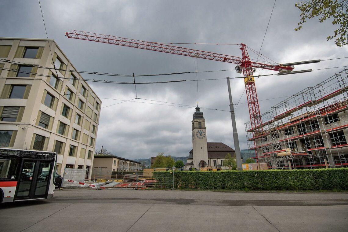 Uneins über Baurechtzins: Alterssiedlung im Heiligkreuz gibt zu reden