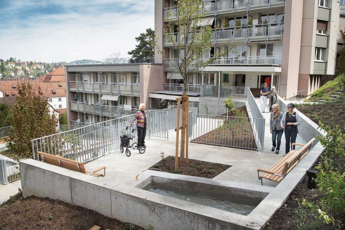 Gut in St.Gallen leben trotz Demenz
