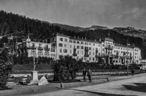 Braucht St. Moritz ein eigenes Altersheim?