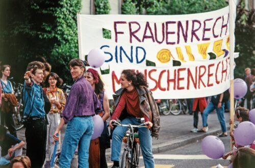 Frauen arbeiten viel gratis und leisten in der Region Werdenberg mehr Freiwilligenarbeit