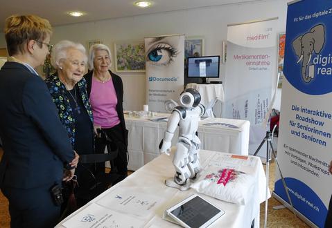 Digitale Starthilfe für Senioren