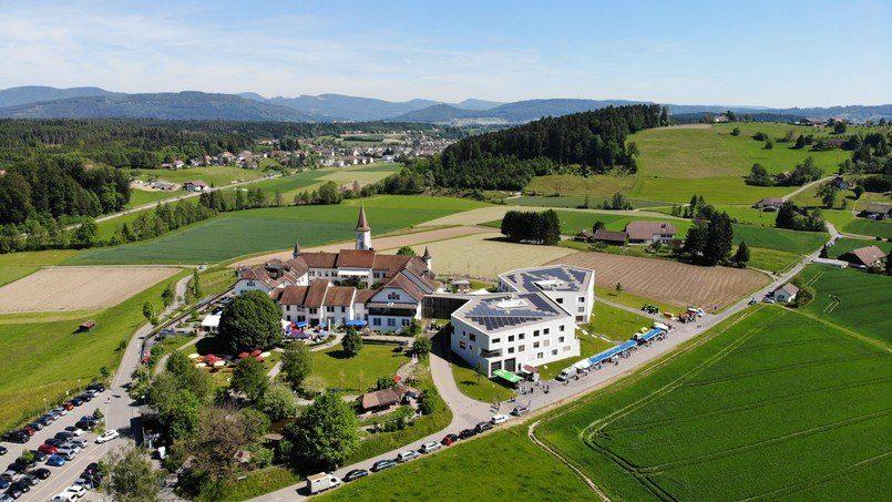 Kooperation zwischen aarReha Schinznach und Pflegeheim Sennhof Vordemwald