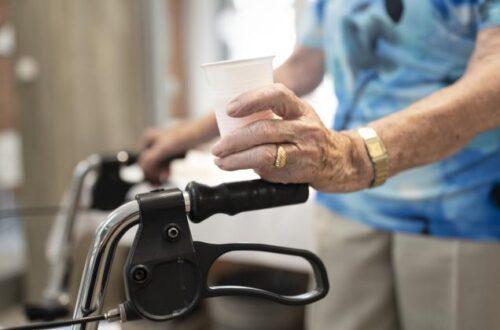 Abschluss der Bauarbeiten für die Teilsanierung und Erweiterung des Alters- und Pflegeheimes Redernweg