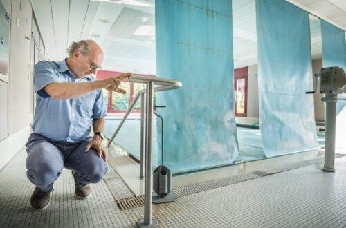 Weniger Bad, mehr Physio im Frauenfelder Alterszentrum Park